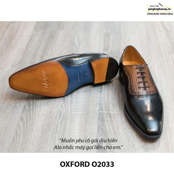 Giày tây nam công sở Oxford O2033 003