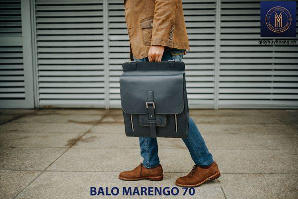 Balo da bò nam không nhăn Marengo 70 003
