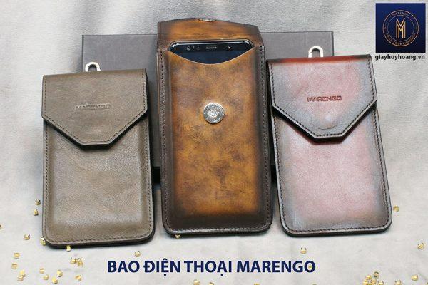 Bao điện thoại nam đeo bên hông Marengo 69 003