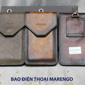 Bao điện thoại nam đeo bên hông Marengo 69 002