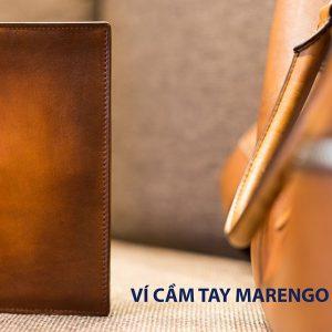 Ví cầm tay dài nam Marengo V06 nhiều ngăn 002