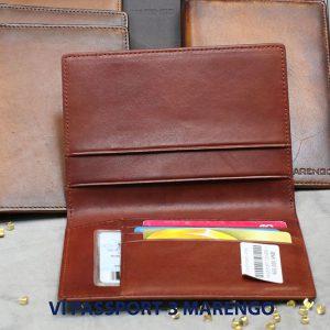 Ví đựng Passport hộ chiếu ATM Card Marengo-3 009