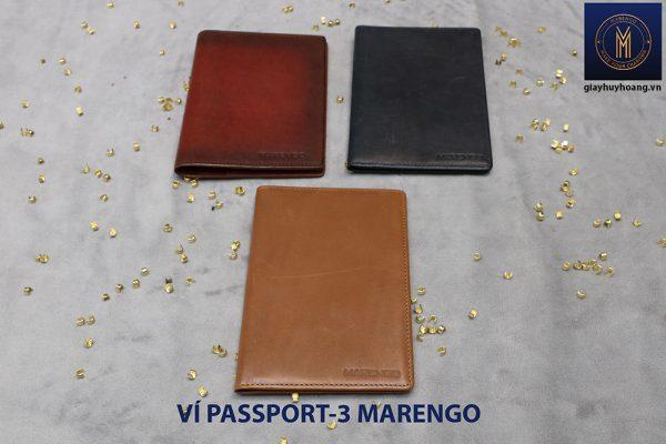 Ví đựng Passport hộ chiếu ATM Card Marengo-3 007