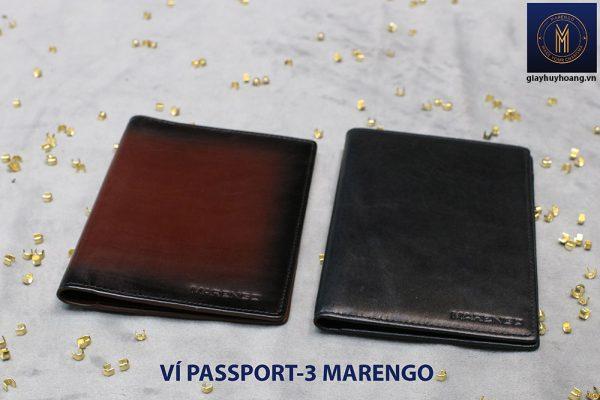 Ví đựng Passport hộ chiếu ATM Card Marengo-3 006