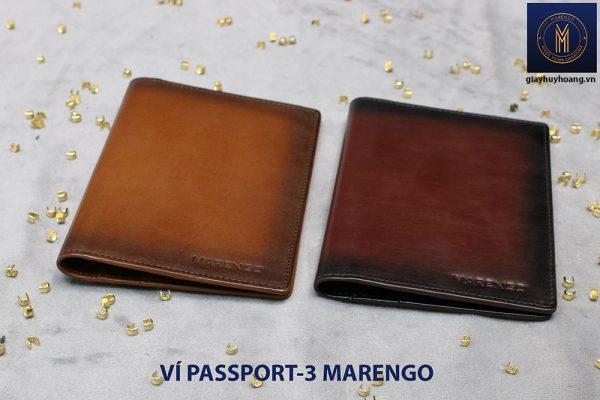 Ví đựng Passport hộ chiếu ATM Card Marengo-3 005
