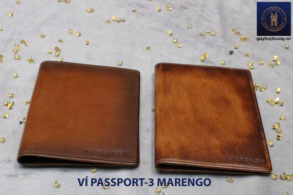 Ví đựng Passport hộ chiếu ATM Card Marengo-3 004