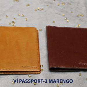Ví đựng Passport hộ chiếu ATM Card Marengo-3 003