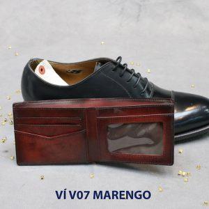 Bóp Ví nam da bò V07 Marengo 002