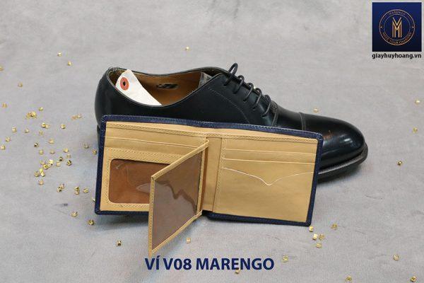 Bóp Ví nam cao cấp V08 Marengo 001