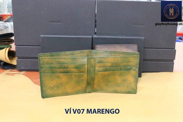 Bóp Ví nam đựng tiền V07 Marengo 004
