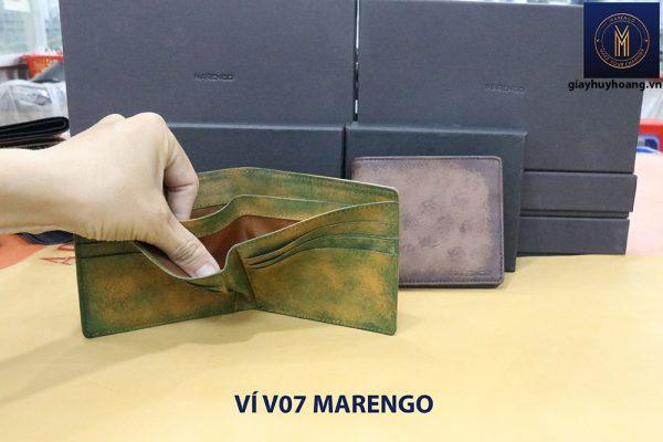Bóp Ví nam đựng tiền V07 Marengo 003