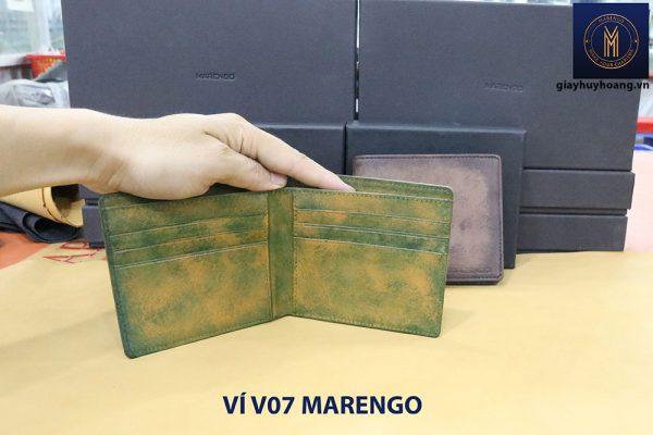 Bóp Ví nam đựng tiền V07 Marengo 002