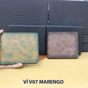 Bóp Ví nam đựng tiền V07 Marengo 001