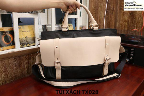 Cặp túi xách thời trang nam công sở CNES TX028 001