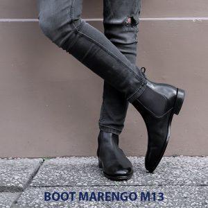 giày tây nam cổ cao boot marengo m13 giá rẻ 001