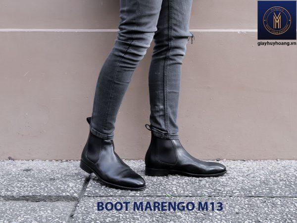 giày tây nam cổ cao boot marengo m13 giá rẻ 002