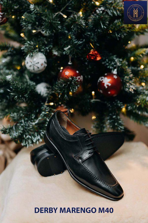 Giày tây da nam Derby Marengo M40 006