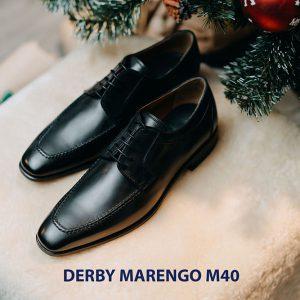 Giày tây da nam Derby Marengo M40 005