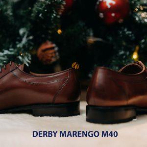 Giày tây da nam Derby Marengo M40 004