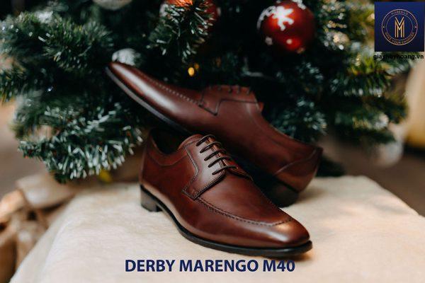 Giày tây da nam Derby Marengo M40 001