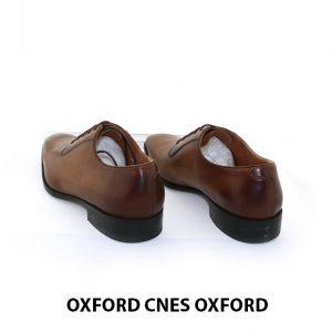 Giày da nam thật giá rẻ Oxford CNES Oxford 007