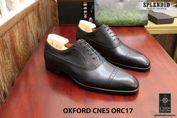 Giày tây cột dây nam Oxford CNES ORC17 size 43 001