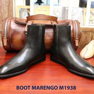 Giày tây da nam cổ cao Boot Marengo M1938 002