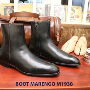 Giày tây da nam cổ cao Boot Marengo M1938 001
