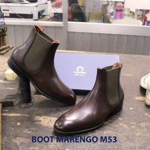 Giày da nam buộc dây Derby Marengo M51 005