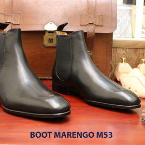 Giày da nam buộc dây Derby Marengo M51 001