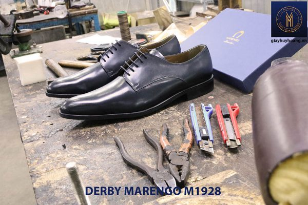 Giày tây nam cột dây Derby Marengo M1928 003