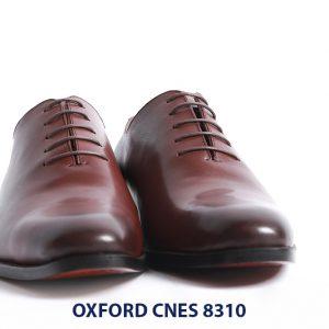 Giày da nam đế da Oxford CNES 8310 003