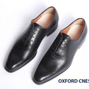 Giày da nam đế da Oxford CNES 8310 001