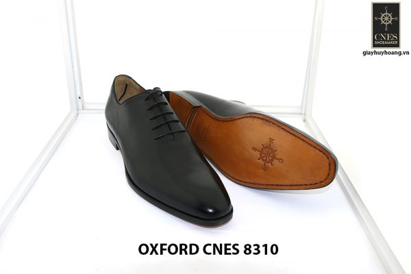 [Outlet] Giày da nam đế da Oxford CNES 8310 Size 47 003
