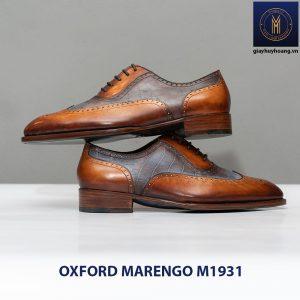 Giày Oxford Wingtip Marengo M1931 cao cấp 007