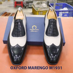 Giày Oxford Wingtip Marengo M1931 cao cấp 005