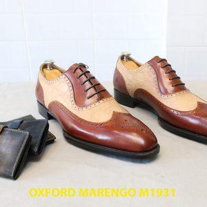 Giày Oxford Wingtip Marengo M1931 cao cấp 002