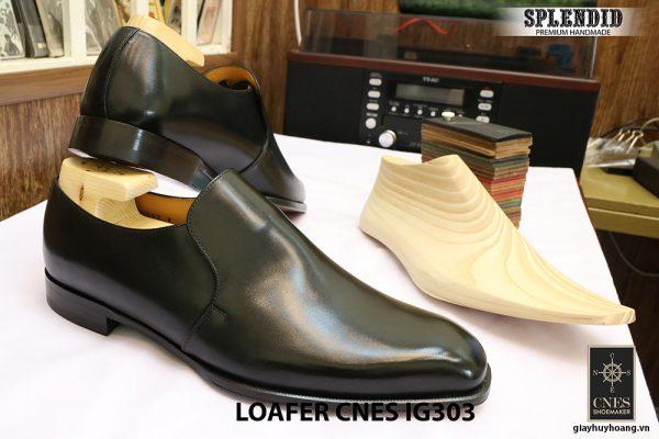 [Outlet] Giày mọi nam công sở Loafer CNES IG103 size 42 003