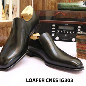 [Outlet] Giày mọi nam công sở Loafer CNES IG103 size 42 002