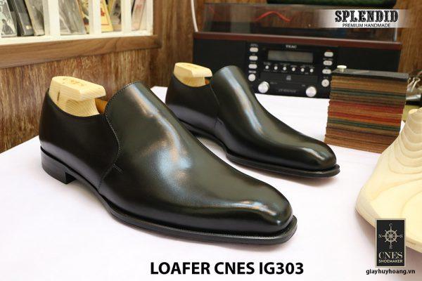 [Outlet] Giày mọi nam công sở Loafer CNES IG103 size 42 001
