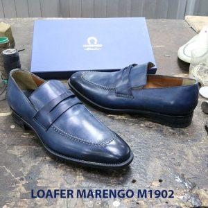 Giày lười loafer nam da bò marengo M1902 003