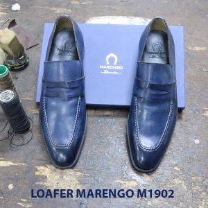 Giày lười loafer nam da bò marengo M1902 002