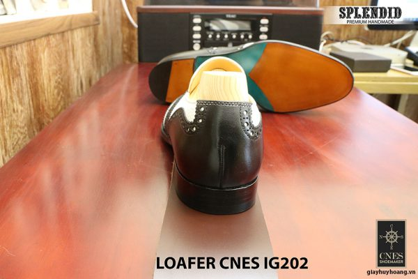 Giày lười nam công sở Loafer CNES IG202 size 42 004