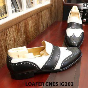 Giày lười nam công sở Loafer CNES IG202 size 42 002