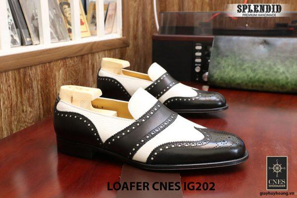 Giày lười nam công sở Loafer CNES IG202 size 42 001