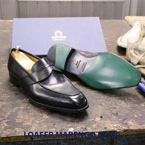 Giày tây lười nam không dây Marengo IG100 005