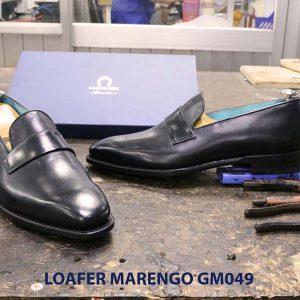 giày lười loafer không dây da bò marengo gm049 006