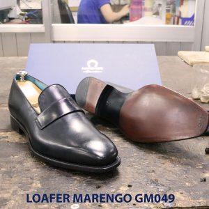 giày lười loafer không dây da bò marengo gm049 005