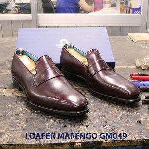 giày lười loafer không dây da bò marengo gm049 002