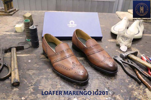 bán giày lười không dây nam loafer Marengo IG201 004